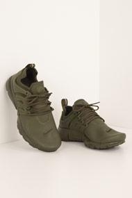 Nike - Air Presto Sneaker low - Dark Olive Green