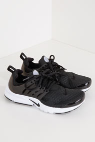 Nike - Air Presto sneakers basses - Black + White