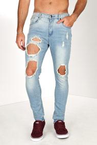Trap - Skinny Jeans - Light Blue