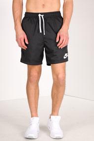 Nike - Trainingsshorts - Black + White