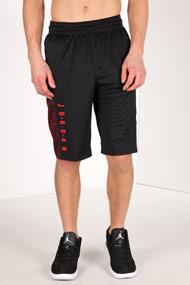 Jordan - Trainingsshorts - Black + Red