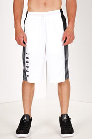 Jordan - Trainingsshorts - White + Black