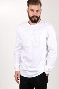 Jordan - Langarmshirt - White