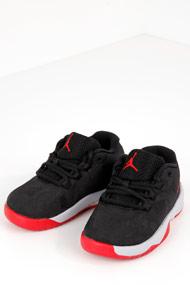 Jordan - B. Fly Baby Sneaker mid - Black + Red + Grey