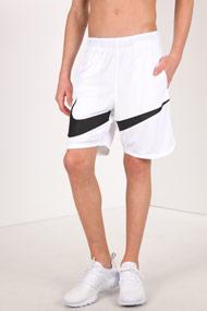 Nike - Trainingsshorts - White + Black