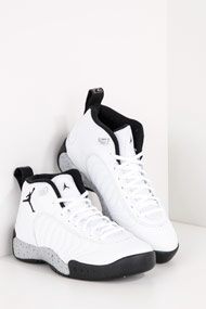 Jordan - Jumpman Basketballschuhe - White + Black + Grey