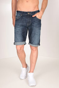 Shine - Short en jean - Dark Blue