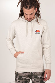 Ellesse - Sweatshirt à capuchon - Heather Light Beige