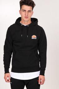 Ellesse - Kapuzensweatshirt - Black