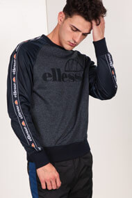 Ellesse - Sweatshirt - Navy Blue