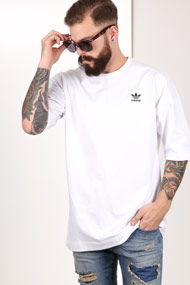 Adidas Originals - T-Shirt - White + Black