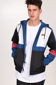 Ellesse - Veste de jogging - Blue + Black + White