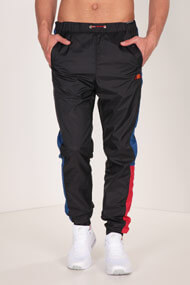 Ellesse - Trainingshose - Black + Blue + Red
