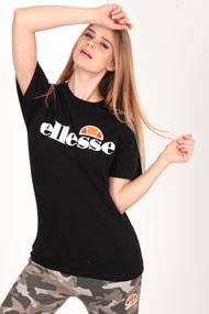 Ellesse - T-Shirt - Black + White