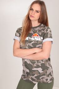 Ellesse - T-Shirt - Camouflage