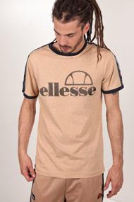 Ellesse - T-Shirt - Heather Beige