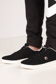 Fila - Crosscourt2 Sneaker low - Black + White