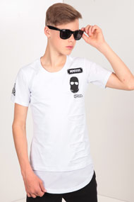 Reset - T-Shirt - White