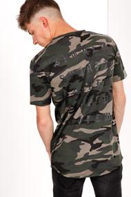 Supercrew - T-Shirt - Camouflage