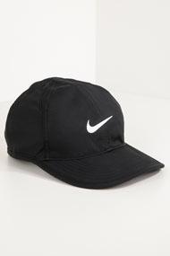 Nike - Scratchback Cap - Black + White
