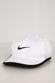 Nike - Scratchback Cap - White + Black