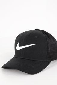Nike - Casquette trucker - Black + White
