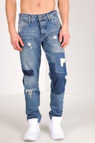 Jack & Jones - Regular Fit Jeans L32 - Medium Blue