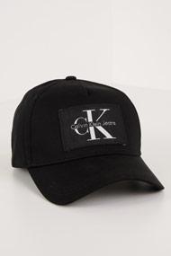 Calvin Klein - Snapback Cap - Black + White