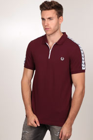 Fred Perry - Poloshirt - Bordeaux