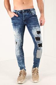 Project X - Skinny Jeans - Dark Blue