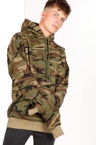 Trap - Sweatshirt ample - Camouflage
