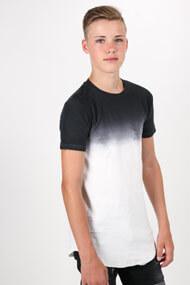 45 RPM - T-Shirt - White + Black