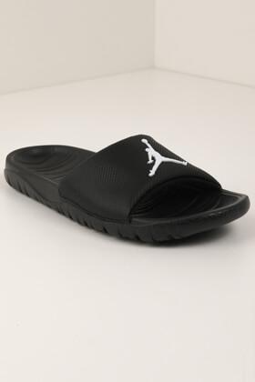 size 40 09c3b f7195 Jordan - Break Pantoletten - Black