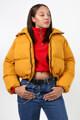 Bae - Puffer Jacket - Mustard