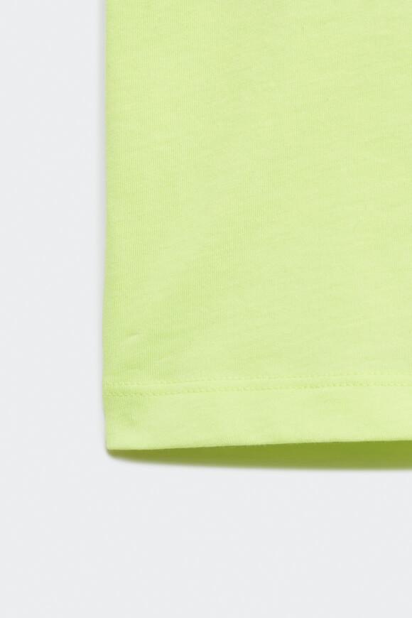 Image sur T-shirt junior