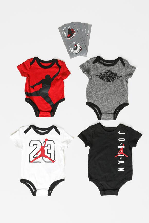 Image sur Air lot de 4 bodies bébé