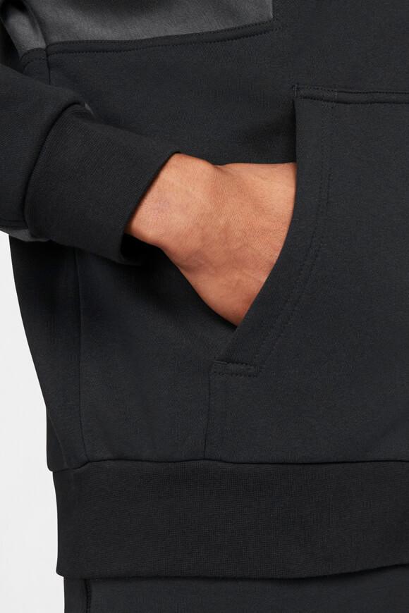 Image sur Air sweat zippé à capuchon