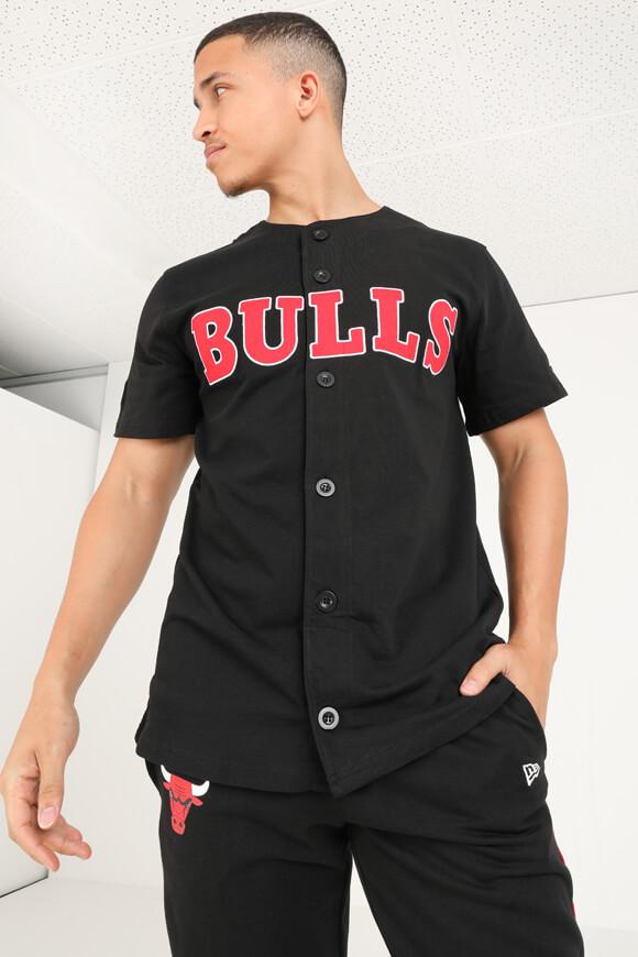 Bild von Baseball Hemd - Chicago Bulls
