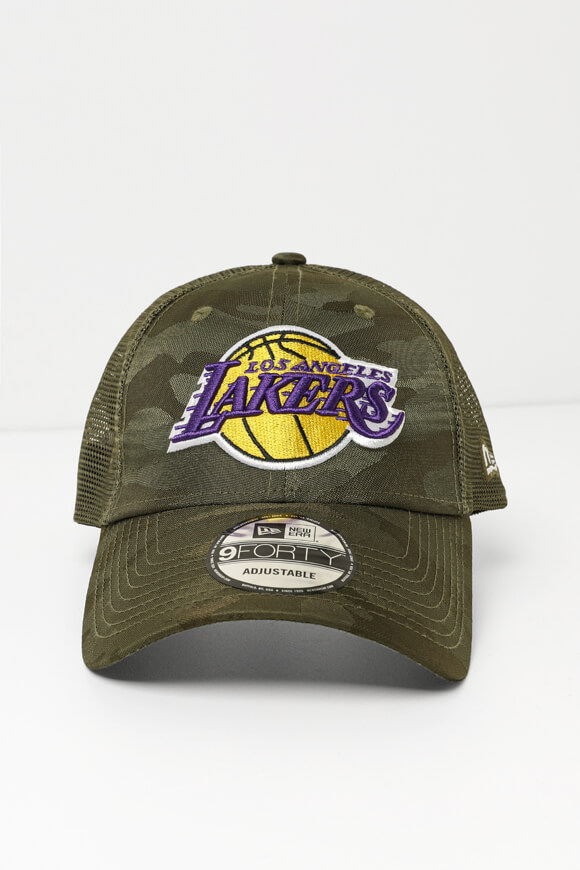 Bild von Trucker Cap / Scratchback - LA Lakers