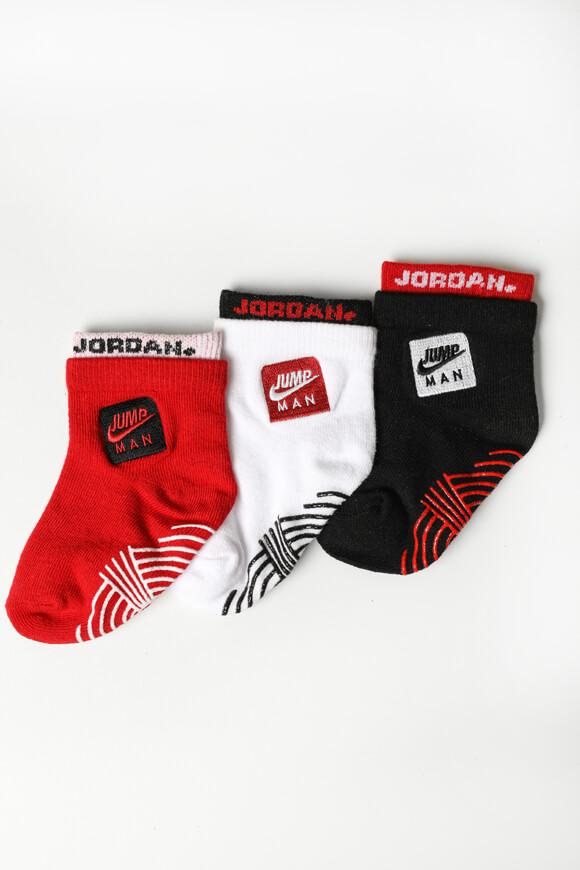 Bild von Dreierpack Baby Socken