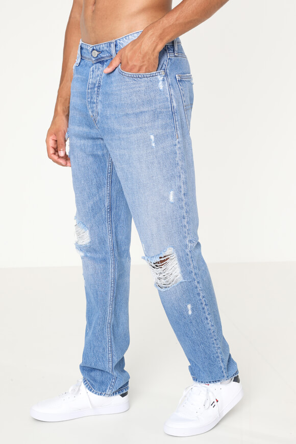 Bild von Ethan Relaxed Straight Fit Jeans L32