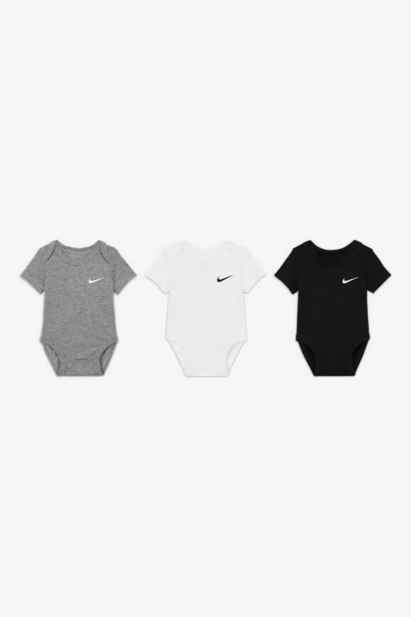 Bild von Dreierpack Baby Bodys