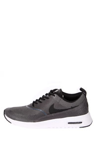 Nike - Air Max Thea sneakers basses - Dark Grey + Black