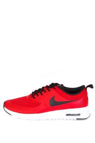 Nike - Air Max Thea sneakers basses - Red + Black
