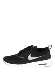 Nike - Air Max Thea sneakers basses - Black + Anthracite + Light Grey