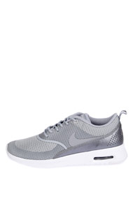 Nike - Air Max Thea sneakers basses - Light Grey + Silver