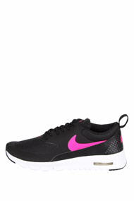 Nike - Air Max Thea Sneaker low - Black + Pink + White