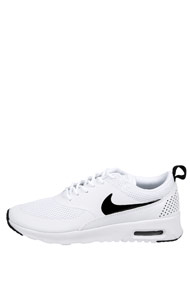 Nike - Air Max Thea sneakers basses - White + Black