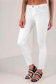 Tally Weijl - Jean skinny - White