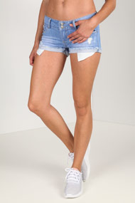 Tally Weijl - Jeansshorts - Light Blue